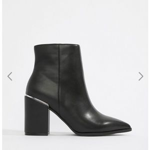 ASOS DESIGN Ebele pointed ankle boots